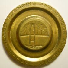 Claiborne Pell Bridge (Newport, Rhode Island) transit token - RI521M