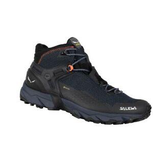 Salewa 61387 Men's Ultra Flex 2 Gore-Tex Waterproof Speed Hiking Mid Boots Shoes