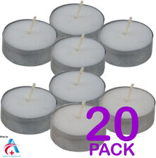 VALUE 4 MONEY PACK 20 TEA LIGHT CANDLES