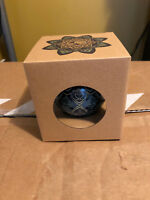 100% Authentic Obey Giant Shepard Fairey Earth Crisis Globe Christmas Ornament