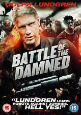 Battle of the Damned DVD (2013) Dolph Lundgren, Hatton NEW Gift Idea Zombies