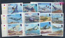 Ascension 1194-1205 postfrisch 2013 Jagd und Militärflugzeuge (8610162
