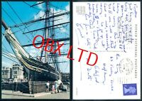 GREENWICH, THE CUTTY SARK- PICTURE POSTCARD <08/54