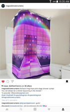 Parody Start Your Engines Drag Race Stage Shower Curtain Dont F*ck it Up RuPaul