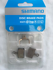 Shimano Road Disc Brake Pads Resin K02Ti Dura Ace Ultegra 9170 RS505 RS805 RS405