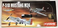 NIB KYOSHO P-51 MUSTANG 1/14 SCALE M24 No.10231B ELECTRIC ARF