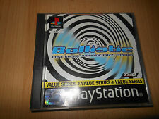 Ballistic - PS1 - PAL  MINT COLLECTORS