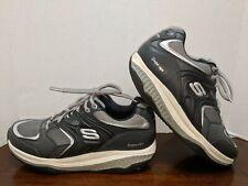 Skechers Shape Ups Navy / Silver Walking Sneakers 52004 Toning Shoes Mens 8