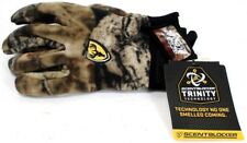 1 Mossy Oak Brand Camo Scentblocker Trinity Technology Thin Light Pro Grip