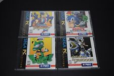 pack of  SEGA PC COLLECTION factory sealed panzer dragoon,bug,sonic,virtua fight