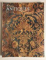 The Magazine Antiques August 1982 English Wallpaper Vintage Furniture Art