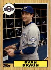 2012 Topps 1987 Topps Minis Baseball Card Pick