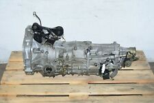 JDM SUBARU 4.11 FINAL DRIVE 5 SPEED AWD TRANSMISSION TY754VBBBA