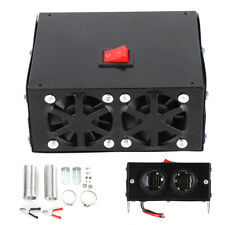 600W Electric Car Heater 12V Dc Heating Fan Defogger Defroster Demister Portable