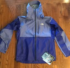 New THE NORTH FACE MEN'S SUMMIT L5 FUSEFORM GORE-TEX C-KNITJACKET BLUE SZ Large