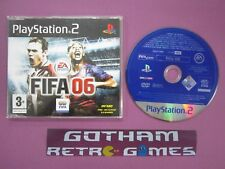 DEMO OFICIAL FIFA 06  PLAY STATION 2 PS2