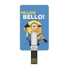 cattivissimo me Pennetta usb card Yelloh Bello 8 GB