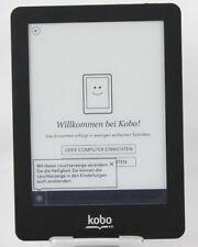 Kobo Glo N613 2GB WLAN 15,2 cm 6 Zoll eBook Reader Schwarz - vom Händler #0853