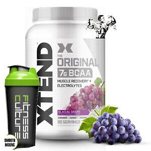 Scivation Xtend Intra Workout BCAA Amazing Grape Flavour & SHAKER!!!!