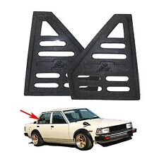 Toyota Corolla KE70 GL DX Sedan Quarter Window Visor Panel Cover Triangle 79-87