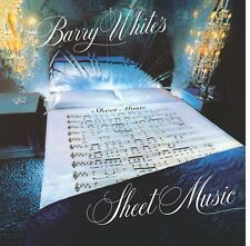 Barry White - Sheet Music New Import CD 24 Bit Remastered Bonus Track