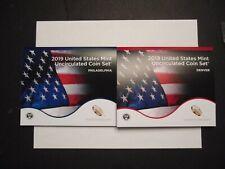 2019 US Mint Set (NO W LINCOLN CENT)