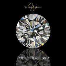 Round EGL 0.75 - 0.99 Loose Natural Diamonds