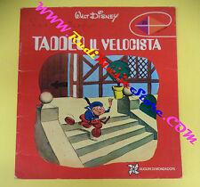 book libro TADDEO IL VELOCISTA auguri di mondadori 1971 WALT DISNEY 29 (L16)