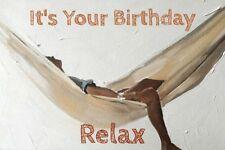 Cartes de vœux et papeterie blancs anniversaire