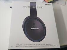 Bose SoundLink II Around-Ear Wireless Headphones - Black- Brand New Sealed
