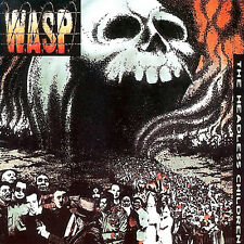 WASP - THE HEADLESS CHILDREN (LP 1989 CAPITOL) HALEN CRUE