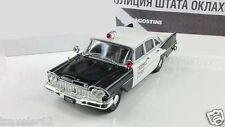 1959s Plymouth Savoy 1:43 Oklahoma police diecast model
