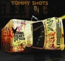 """MAXI CD 3T  YOUNG HEART ATTACK """" TOMMY SHOTS """" 2004"""