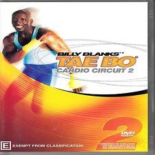 D5 Billy Blanks - Tae Bo Cardio Circuit 2 (2 DVD, 2004)