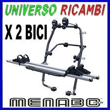 Portabici Posteriore Menabo - Stand Up 2 X DUE BICI - ALFA ROMEO 146  dal 96-01