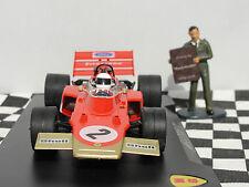 Vanquish LOTUS 72 # 2 jochen rindt champion du monde 1970 GP4 1:32 slot BNIB