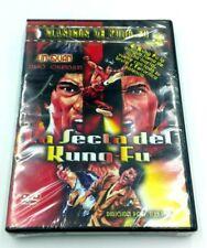 Pelicula La Secta Del Kung Fu Español DVD Original