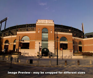Baltimore Orioles Camden Yards Park MLB Baseball Stadium Photo 48x36-8x10 1750