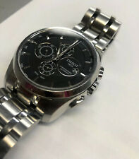 Tissot 1853 Men's Automatic Chronograph T035627A Stainless Steel Bracelet Watch