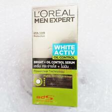 LOreal Men Expert WHITE ACTIVE Spots Bright Oil Control Serum Moisturizer 50ml.