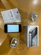 Apple iPhone 4S. 16GB. Black (EE)