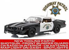 Greenlight 1/18 CHP California Highway Patrol 1979 Chevy Camaro Z/28 Police car
