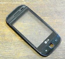 Original LG GW620 Touchscreen Digitizer Display Glas Touch mit Rahmen Rahmen