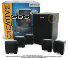 New in box Creative SBS 560 - 5.1 Speaker System