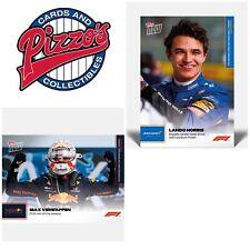 Formula 1 F1 Topps Now Card 4 & 5 Bundle Lando Norris & Max Verstappen Pre-Sale
