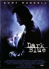 DVD DARK BLUE # Kurt Russell, Ving Rhames, Brendan Gleeson ++NEU