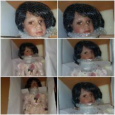 Paradise Galleries porcelain doll  Natalie