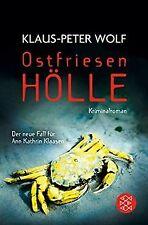 Ostfriesenhölle: Kriminalroman (Ann Kathrin Klaasen...   Buch   Zustand sehr gut