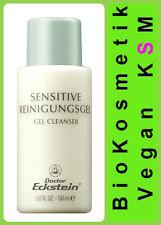Sensitive Reinigungsgel von Dr.Eckstein Biokosmetik Erlaubt wohltuende Reinigung