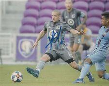 Minnesota United Osvaldo Alonso Autographed Signed Mls 8x10 Coa #1